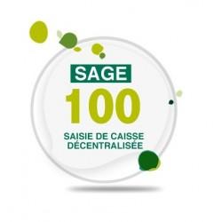 Sage 100 Saisie de Caisse Décentralisée i7
